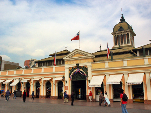 Santiago-Central-Market